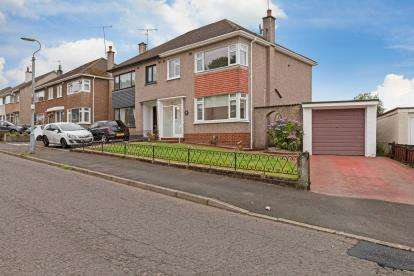 3 Bedrooms Semi Detached House for sale in Cloan Crescent, Bishopbriggs