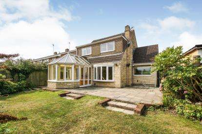 3 Bedrooms Detached House for sale in Underhill Road, Charfield, Wotton-Under-Edge, Gloucestershire