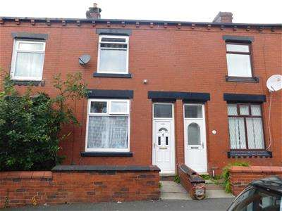 2 Bedrooms Terraced House for sale in Brewerton Road, Oldham