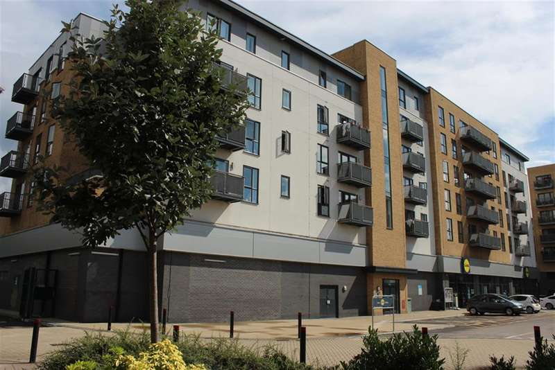 1 Bedroom Flat for sale in Shetland House, Clydesdale Way, Belvedere, Kent, DA17 6FD