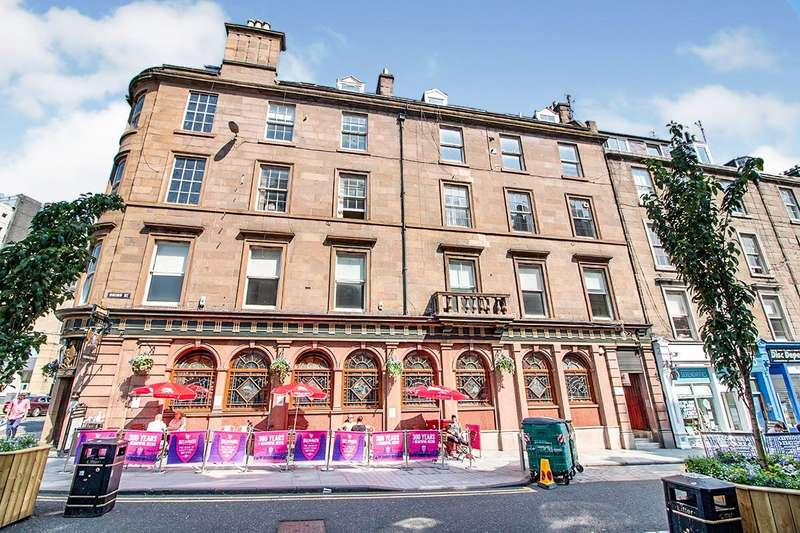 3 Bedrooms Apartment Flat for sale in Union Street, Dundee, Angus, DD1