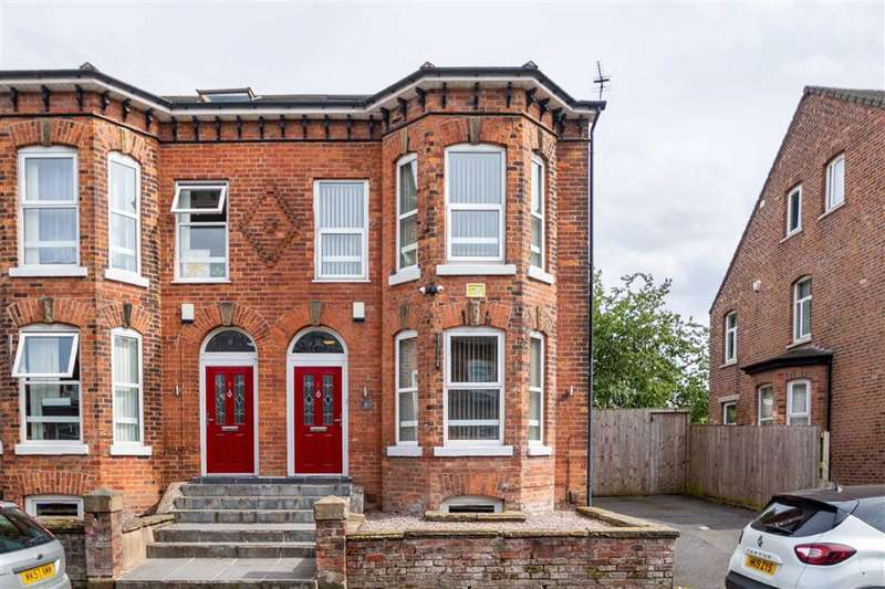 10 Bedrooms Semi Detached House for sale in Talbot Road, Fallowfield, Manchester, M14