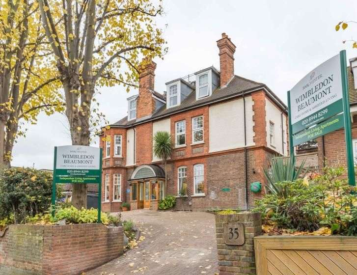 1 Bedroom Apartment Flat for sale in The Wimbledon Beaumont Nursing Home, Arterberry Road, London