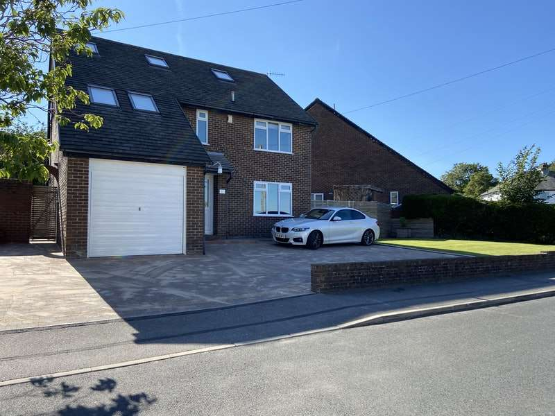 4 Bedrooms Detached House for sale in Yealand Drive, Lancaster, Lancashire, LA1