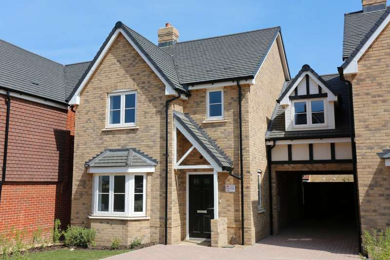 4 Bedrooms Semi Detached House for sale in Orchard Green, Brogdale Road, Faversham, ME13