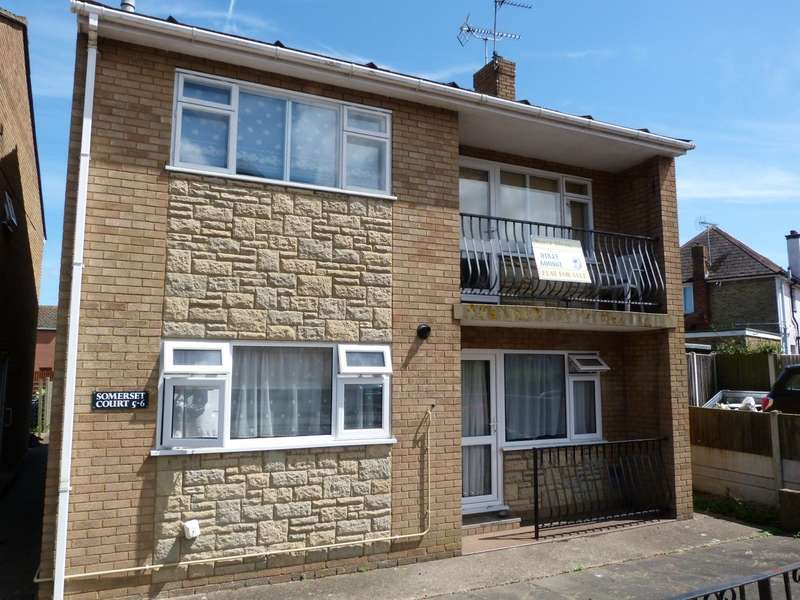 2 Bedrooms Apartment Flat for sale in Somerset C, Osborne Road, Broadstairs, CT10