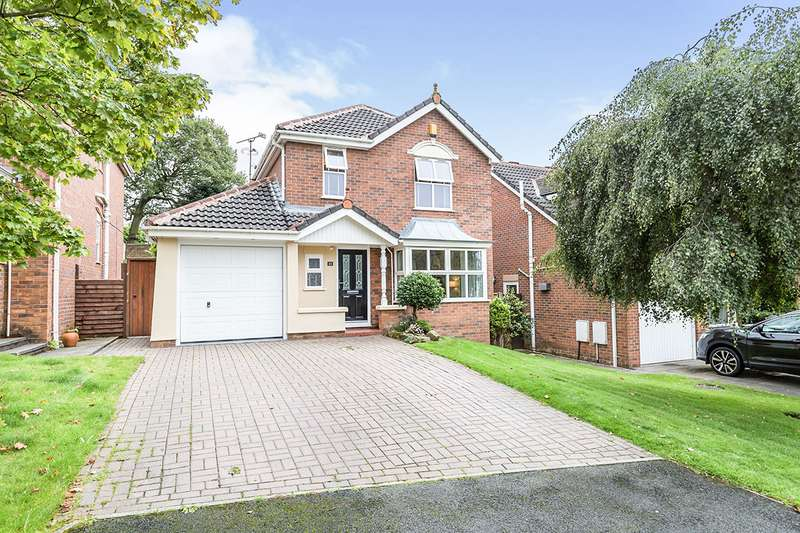 4 Bedrooms Detached House for sale in Lupin Close, Whittle-le-Woods, Chorley, Lancashire, PR6