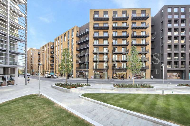 3 Bedrooms Apartment Flat for sale in Marco Polo Building, Royal Wharf, Royal Docks, E16