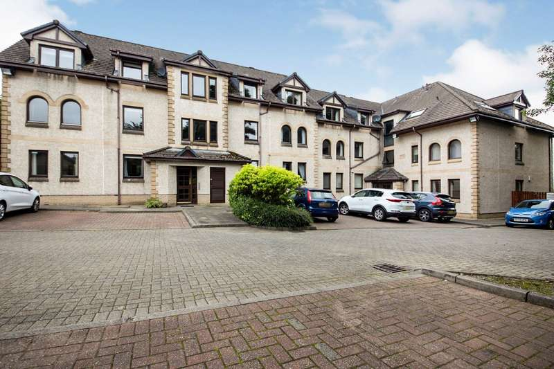 2 Bedrooms Flat for sale in Barony Court, Cambusbarron, FK7
