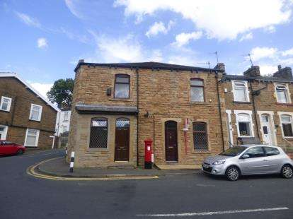 3 Bedrooms End Of Terrace House for sale in Park Road, Park Road, Cliviger, Burnley