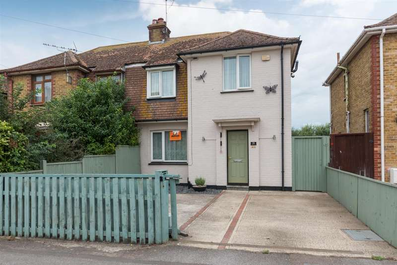 3 Bedrooms Semi Detached House for sale in Prospect Road, Birchington