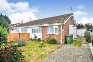 2 Bedrooms Bungalow for sale in Elm Road, St Mary's Bay, Romney Marsh, Kent