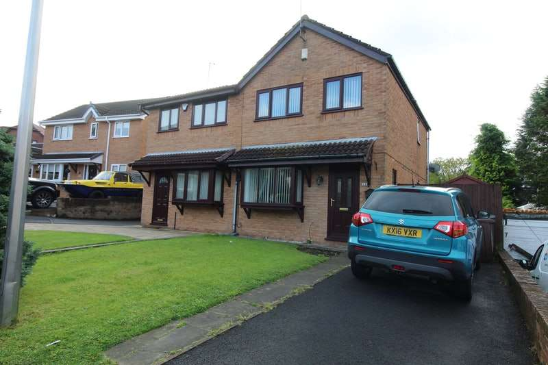 3 Bedrooms Semi Detached House for sale in Pinewood, Skelmersdale, Lancashire, WN8