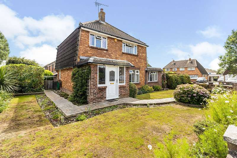 3 Bedrooms Detached House for sale in Esher Grove, Waterlooville, Hampshire, PO7