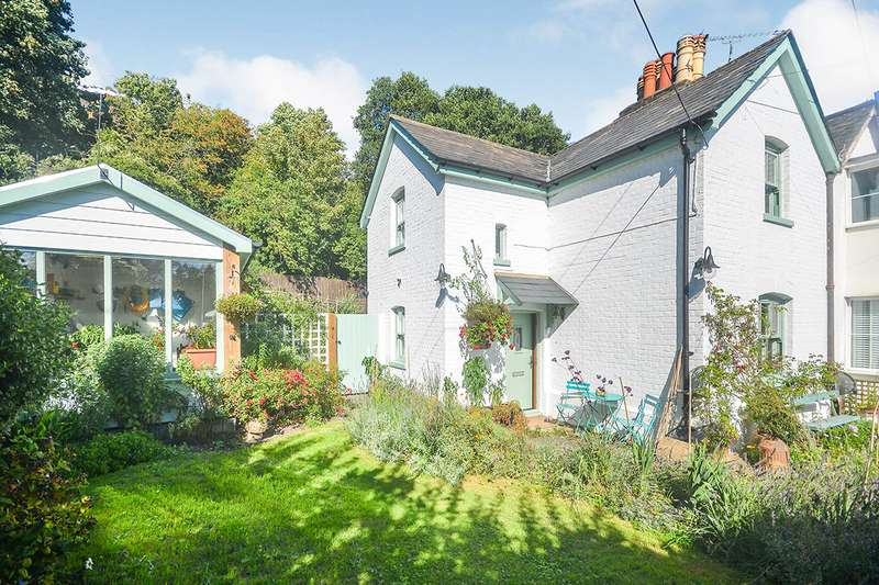 2 Bedrooms Semi Detached House for sale in Station Approach, Bekesbourne, Canterbury, CT4