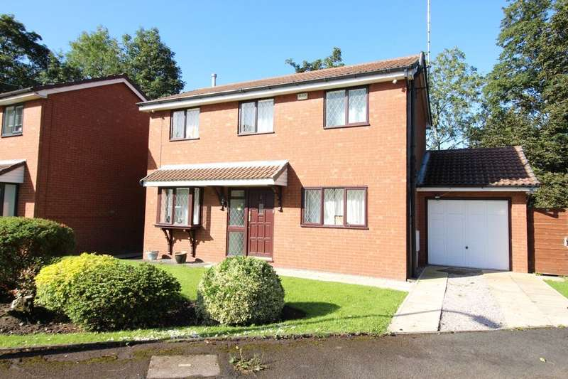 3 Bedrooms Detached House for sale in Waterloo Court, Bury, BL9