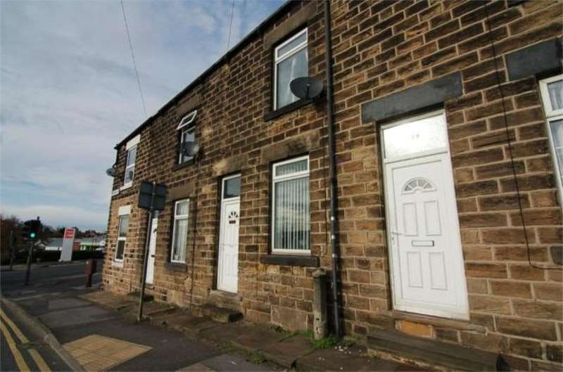 3 Bedrooms Terraced House for sale in Burton Road, Barnsley, South Yorkshire, S71
