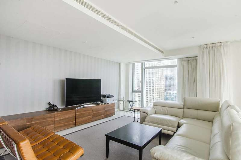 3 Bedrooms Flat for sale in Pan Peninsula Square, Tower Hamlets, E14
