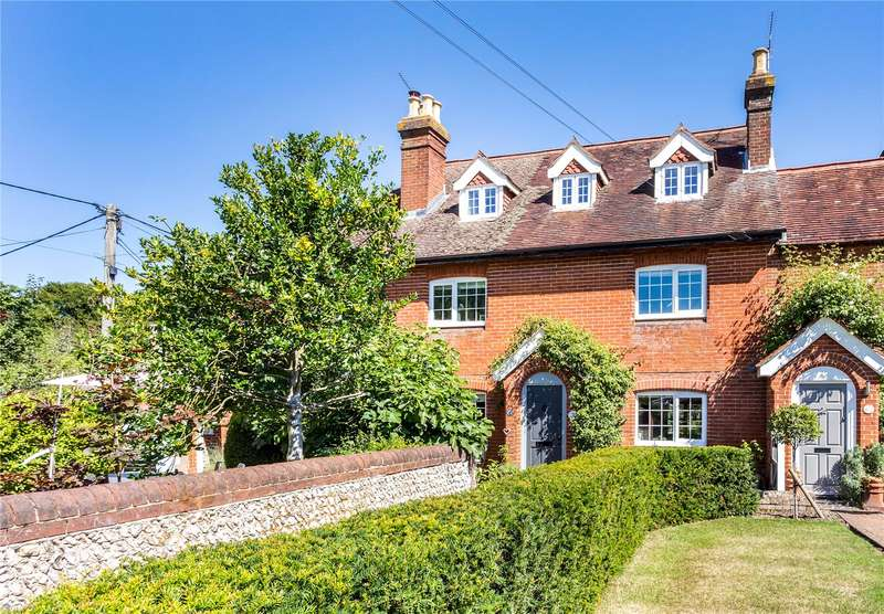 4 Bedrooms Terraced House for sale in The Drove, Twyford, Winchester, Hampshire, SO21