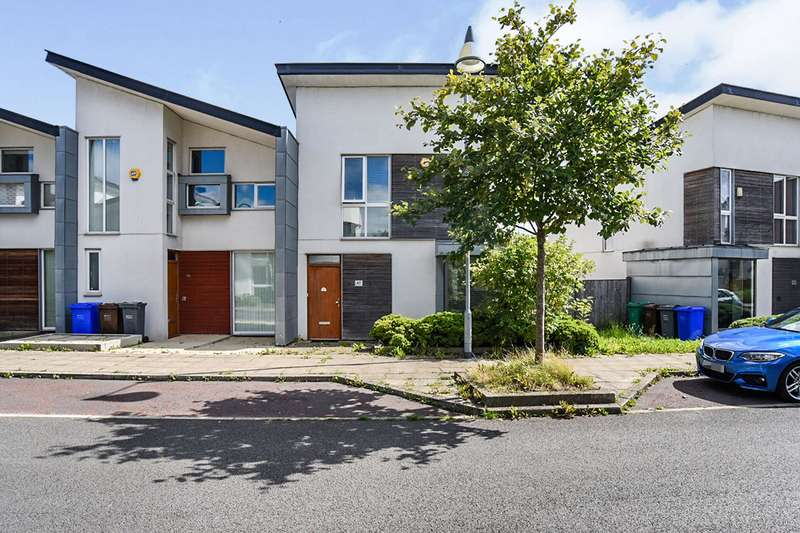 3 Bedrooms End Of Terrace House for sale in Lloyd Wright Avenue, Manchester, Greater Manchester, M11