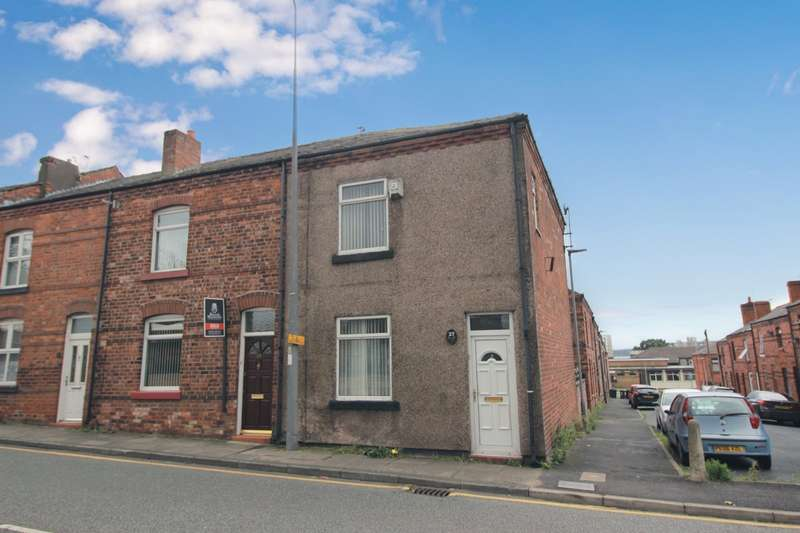3 Bedrooms End Of Terrace House for sale in Scholefield Lane, Wigan, Greater Manchester, WN1