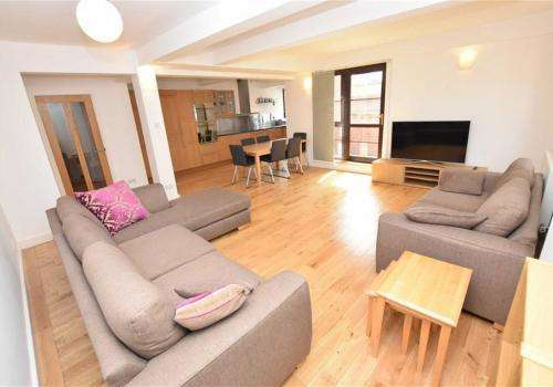 3 Bedrooms Penthouse Flat for rent in Dickinson Street, Manchester, M1 4LX