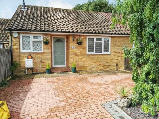 Semi Detached Bungalow for sale in Crown Road, Edenbridge, Kent, TN8 6AW