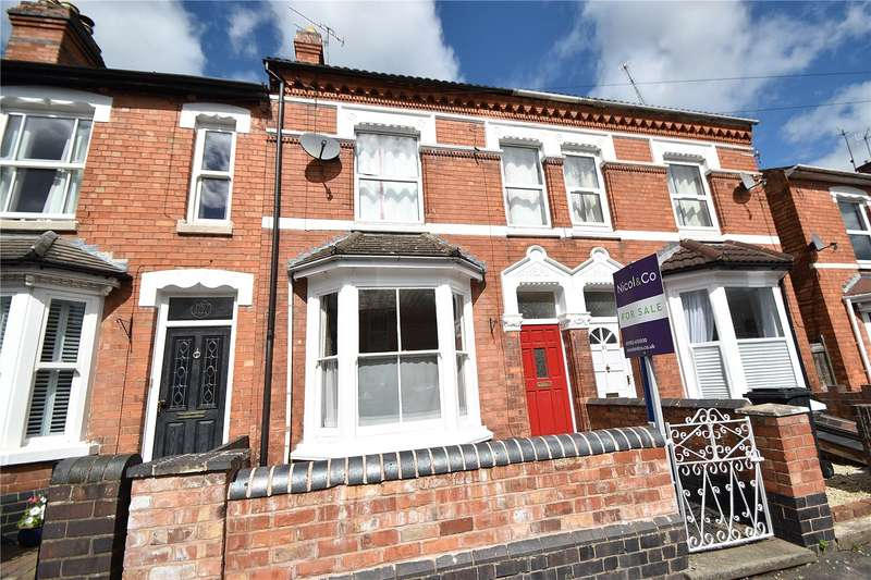 2 Bedrooms Terraced House for sale in Nelson Road, St Johns, Worcester, Worcestershire