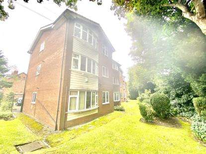 2 Bedrooms Flat for sale in Aldborough Close, Didsbury, Manchester, Gtr Manchester