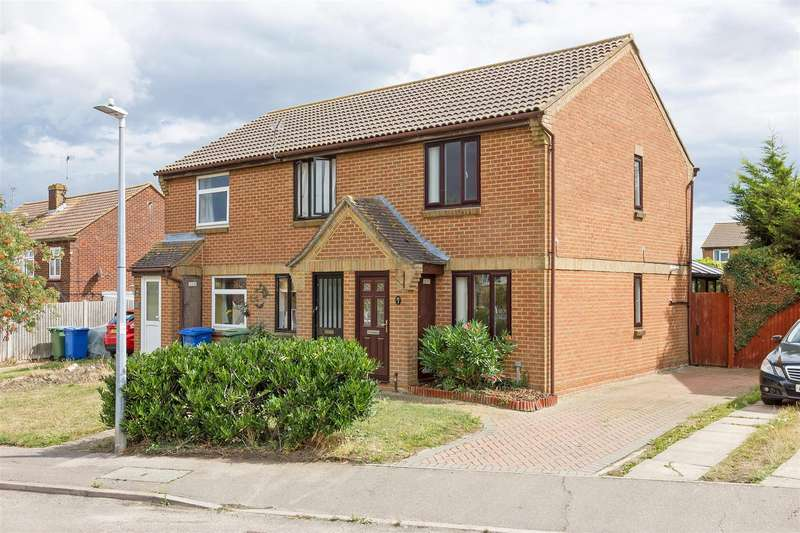 2 Bedrooms End Of Terrace House for sale in Chaffes Lane, Upchurch, Sittingbourne