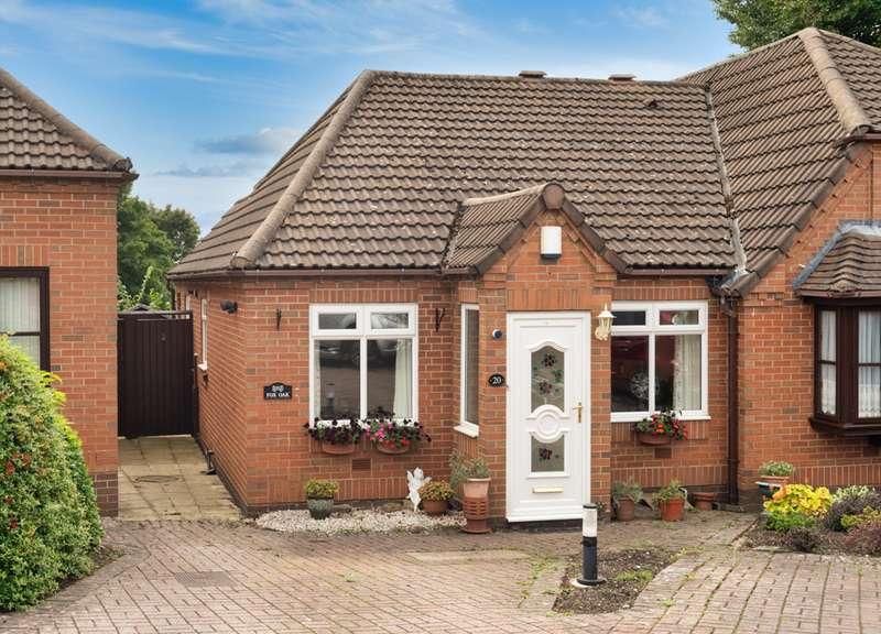 2 Bedrooms Property for sale in Burnt Oak Drive, Stourbridge