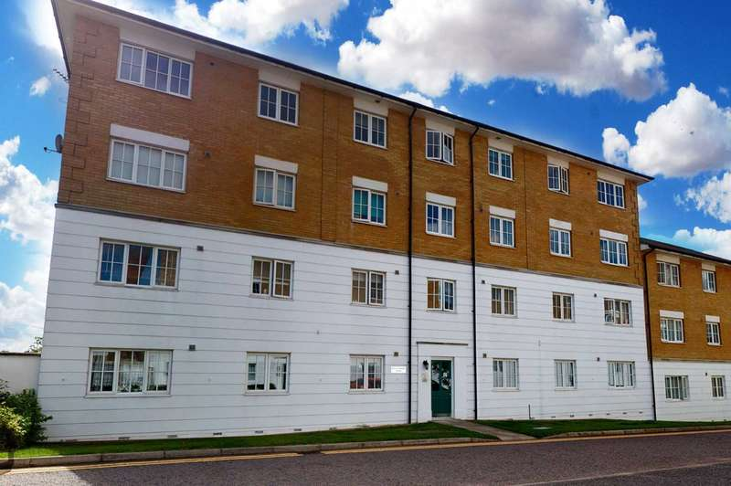 2 Bedrooms Flat for sale in The Yard, Braintree
