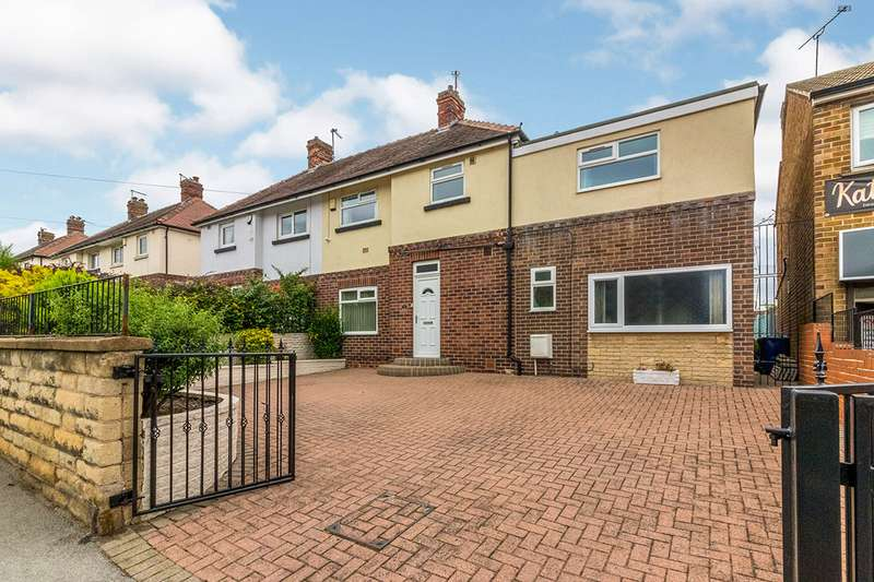 4 Bedrooms Semi Detached House for sale in Fish Dam Lane, Barnsley, S71