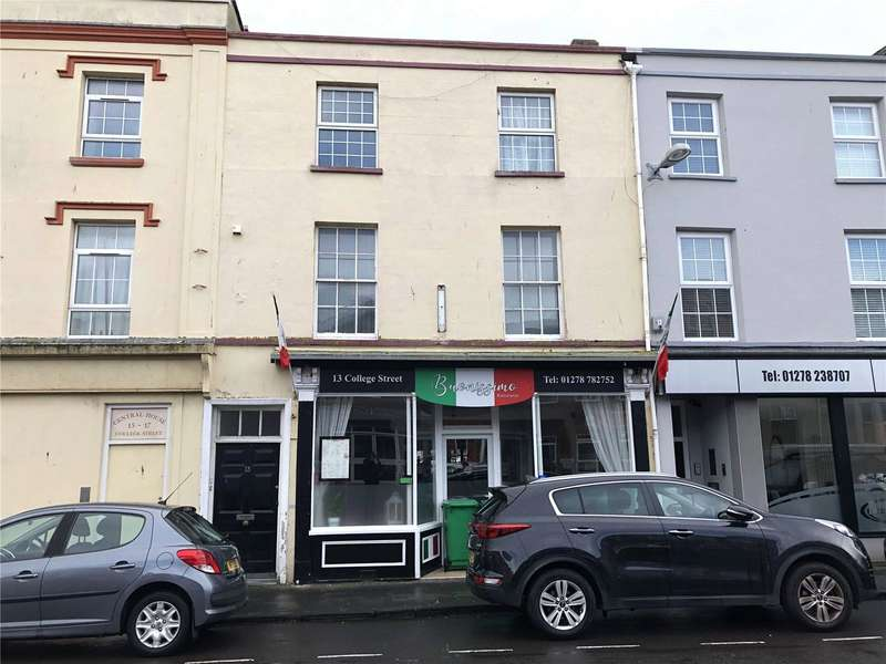 1 Bedroom Apartment Flat for rent in College Street, Burnham-on-Sea, Somerset, TA8