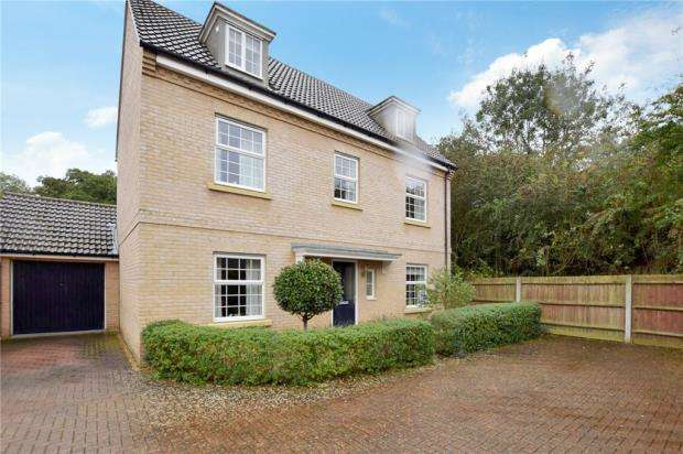 5 Bedrooms Detached House for sale in Riverside Way, Sible Hedingham, Essex