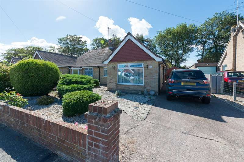 2 Bedrooms Semi Detached Bungalow for sale in Anne Close, Birchington