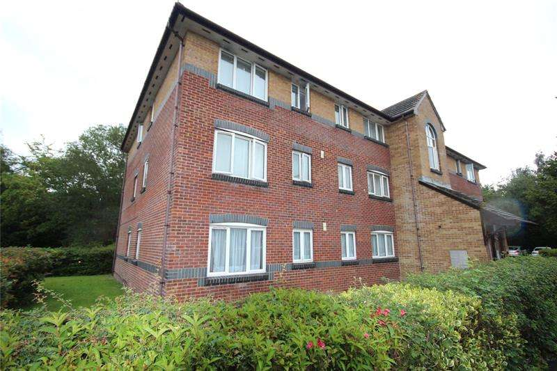 2 Bedrooms Apartment Flat for sale in Euston Grove, Ringwood, Hampshire, BH24