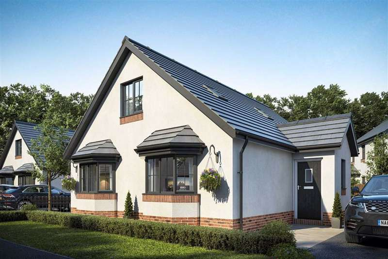 3 Bedrooms Property for sale in Cwrt Dolwerdd, Boncath, Pembrokeshire