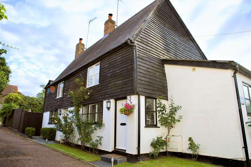 2 Bedrooms Cottage House for sale in Stevenage Road, Little Wymondley, SG4
