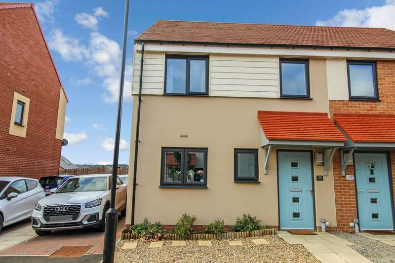 3 Bedrooms Semi Detached House for sale in Walwick Fell, Newcastle upon Tyne, Tyne and Wear, NE15