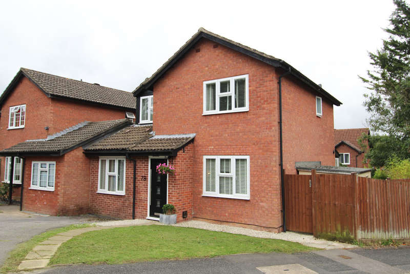 4 Bedrooms Semi Detached House for sale in Valley Park Drive, Clanfield