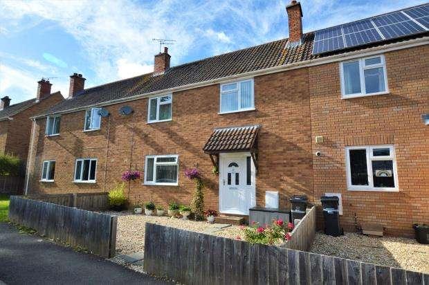 4 Bedrooms Terraced House for sale in School Road, Monkton Heathfield, Taunton, Somerset