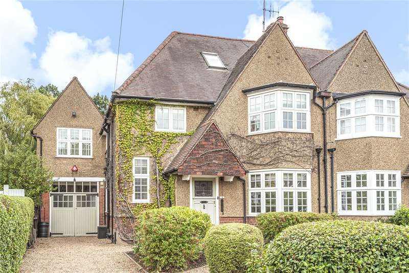 6 Bedrooms Semi Detached House for sale in Queens Road, Barnet, EN5