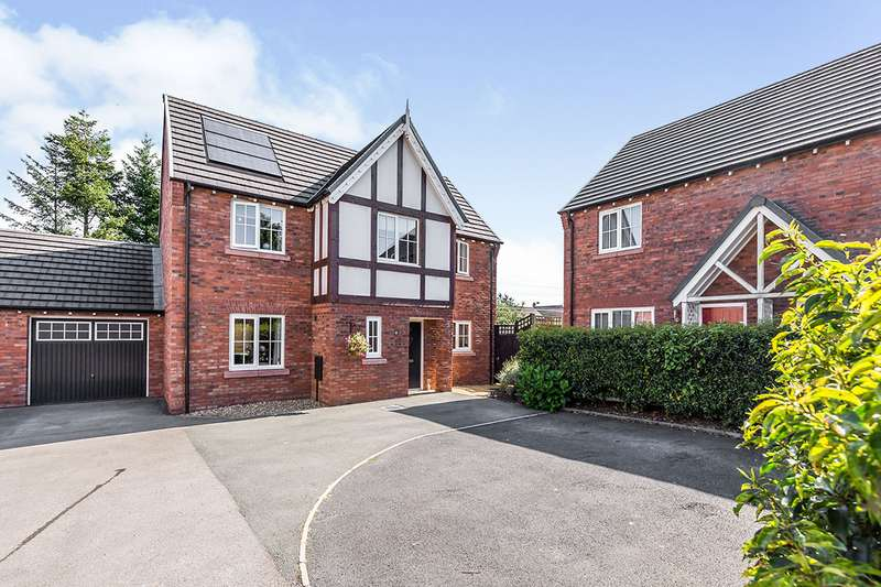 4 Bedrooms Detached House for sale in Field Spring Gardens, Heath Charnock, Chorley, Lancashire, PR7