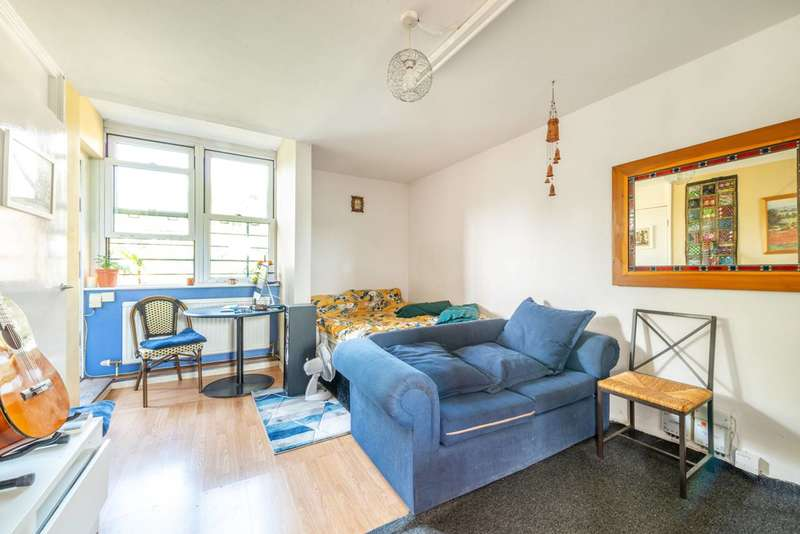 Studio Flat for sale in Acklam Road, Portobello, W10