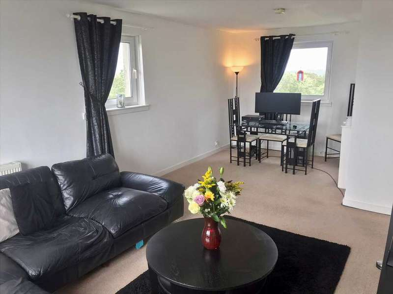 2 Bedrooms Apartment Flat for sale in Seymour Green, Westwood, EAST KILBRIDE