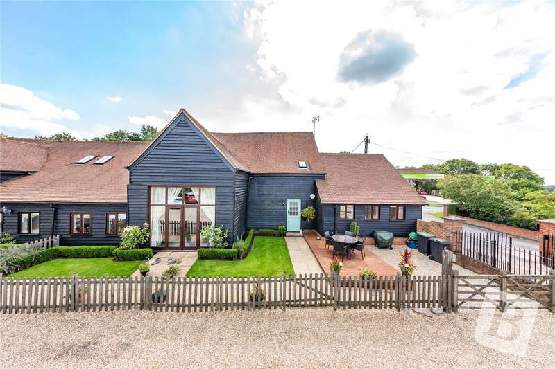4 Bedrooms Semi Detached House for sale in Spurriers Farm Barns, Norton Heath, Ingatestone, Essex, CM4