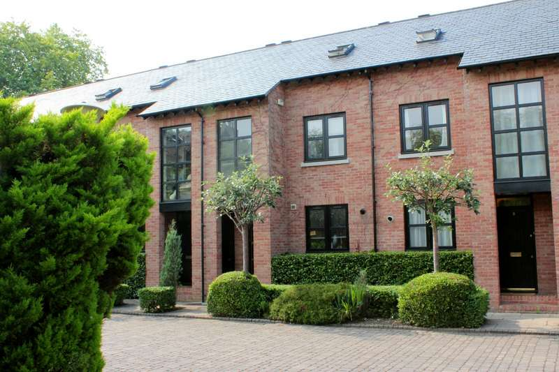 4 Bedrooms House for sale in Calluna Mews, Palatine Road, Manchester, Greater Manchester, M20