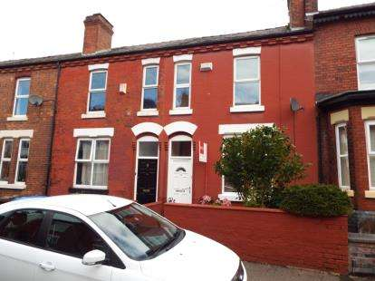 3 Bedrooms Terraced House for sale in Rippingham Road, Withington, Manchester, Greater Manchester
