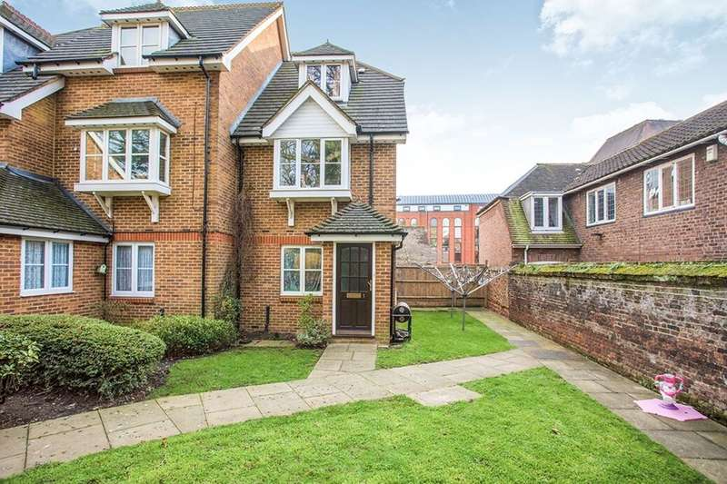 1 Bedroom Semi Detached House for rent in St. Marys View King Street, Watford, WD18